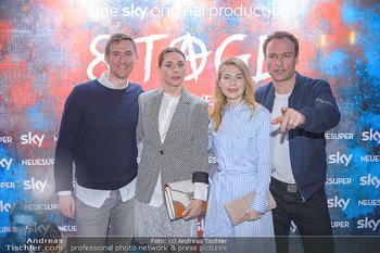 Kinopremiere ´8 Tage´ - Urania Kino Wien - Do 14.02.2019 - Nora VON WALDSTÄTTEN, Christiane PAUL, Mark WASCHKE, Rafael PAR65