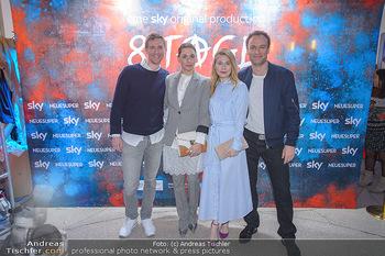 Kinopremiere ´8 Tage´ - Urania Kino Wien - Do 14.02.2019 - Nora VON WALDSTÄTTEN, Christiane PAUL, Mark WASCHKE, Rafael PAR66