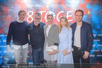 Kinopremiere ´8 Tage´ - Urania Kino Wien - Do 14.02.2019 - Nora VON WALDSTÄTTEN, Christiane PAUL, Mark WASCHKE, Rafael PAR67