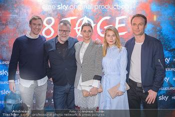 Kinopremiere ´8 Tage´ - Urania Kino Wien - Do 14.02.2019 - Nora VON WALDSTÄTTEN, Christiane PAUL, Mark WASCHKE, Rafael PAR69