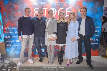 Kinopremiere ´8 Tage´ - Urania Kino Wien - Do 14.02.2019 - Nora VON WALDSTÄTTEN, Christiane PAUL, Mark WASCHKE, Rafael PAR70