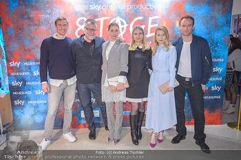 Kinopremiere ´8 Tage´ - Urania Kino Wien - Do 14.02.2019 - Nora VON WALDSTÄTTEN, Christiane PAUL, Mark WASCHKE, Rafael PAR71