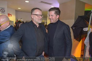 Kinopremiere ´8 Tage´ - Urania Kino Wien - Do 14.02.2019 - Stefan RUZOWITZKY, Daniel SERAFIN96
