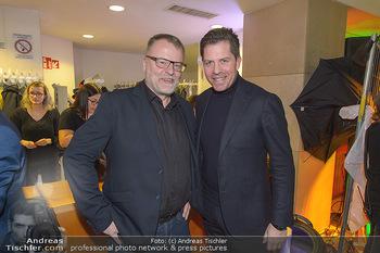 Kinopremiere ´8 Tage´ - Urania Kino Wien - Do 14.02.2019 - Stefan RUZOWITZKY, Daniel SERAFIN97