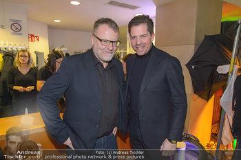Kinopremiere ´8 Tage´ - Urania Kino Wien - Do 14.02.2019 - Stefan RUZOWITZKY, Daniel SERAFIN98