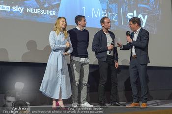 Kinopremiere ´8 Tage´ - Urania Kino Wien - Do 14.02.2019 - 120