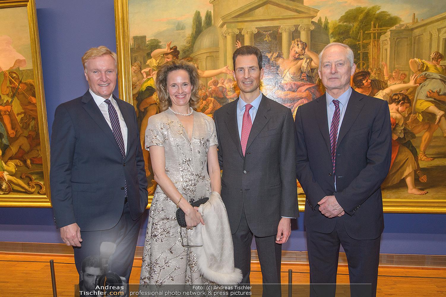 Rubens bis Makart Ausstellungseröffnung - 2019-02-15 - Albertina, Wien