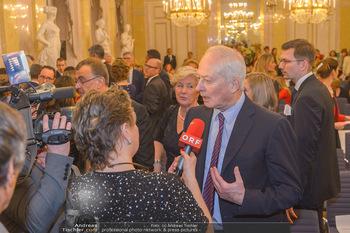 Rubens bis Makart Ausstellungseröffnung - Albertina, Wien - Fr 15.02.2019 - Fürst Hans ADAM II7