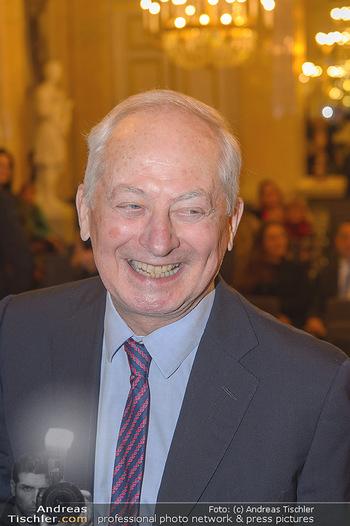 Rubens bis Makart Ausstellungseröffnung - Albertina, Wien - Fr 15.02.2019 - Fürst Hans ADAM II (Portrait)16