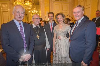 Rubens bis Makart Ausstellungseröffnung - Albertina, Wien - Fr 15.02.2019 - Fürst Hans ADAM II, Gregor Henckel DONNERSMARCK, Alois und Soph20