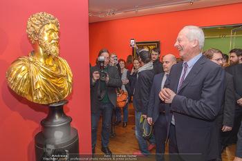 Rubens bis Makart Ausstellungseröffnung - Albertina, Wien - Fr 15.02.2019 - Fürst Hans ADAM II32