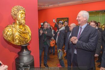 Rubens bis Makart Ausstellungseröffnung - Albertina, Wien - Fr 15.02.2019 - Fürst Hans ADAM II33