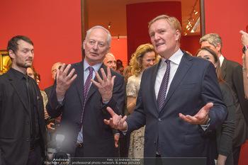Rubens bis Makart Ausstellungseröffnung - Albertina, Wien - Fr 15.02.2019 - Klaus Albrecht SCHRÖDER, Fürst Hans ADAM II37