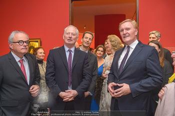 Rubens bis Makart Ausstellungseröffnung - Albertina, Wien - Fr 15.02.2019 - Klaus Albrecht SCHRÖDER, Fürst Hans ADAM II38