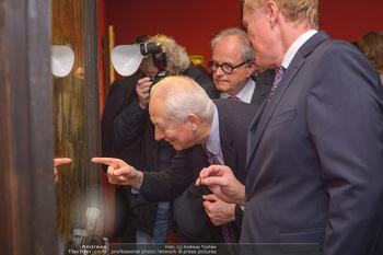 Rubens bis Makart Ausstellungseröffnung - Albertina, Wien - Fr 15.02.2019 - Klaus Albrecht SCHRÖDER, Fürst Hans ADAM II,Johann KRÄFTNER39