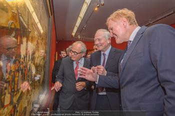 Rubens bis Makart Ausstellungseröffnung - Albertina, Wien - Fr 15.02.2019 - Klaus Albrecht SCHRÖDER, Fürst Hans ADAM II,Johann KRÄFTNER40