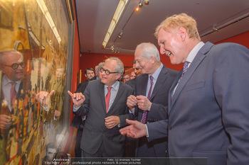Rubens bis Makart Ausstellungseröffnung - Albertina, Wien - Fr 15.02.2019 - Klaus Albrecht SCHRÖDER, Fürst Hans ADAM II,Johann KRÄFTNER41