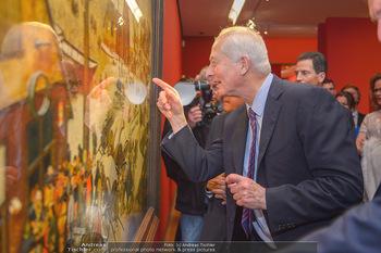 Rubens bis Makart Ausstellungseröffnung - Albertina, Wien - Fr 15.02.2019 - Fürst Hans ADAM II42