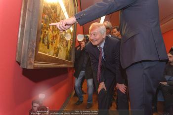 Rubens bis Makart Ausstellungseröffnung - Albertina, Wien - Fr 15.02.2019 - Fürst Hans ADAM II43