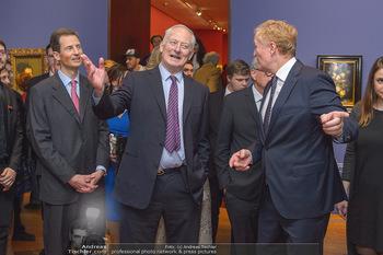 Rubens bis Makart Ausstellungseröffnung - Albertina, Wien - Fr 15.02.2019 - Klaus Albrecht SCHRÖDER, Fürst Hans ADAM II48
