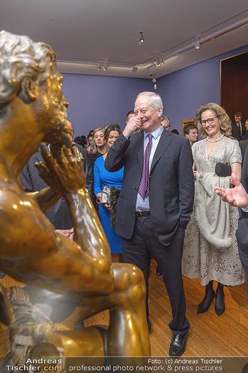 Rubens bis Makart Ausstellungseröffnung - Albertina, Wien - Fr 15.02.2019 - Fürst Hans ADAM II50