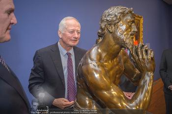 Rubens bis Makart Ausstellungseröffnung - Albertina, Wien - Fr 15.02.2019 - Fürst Hans ADAM II52