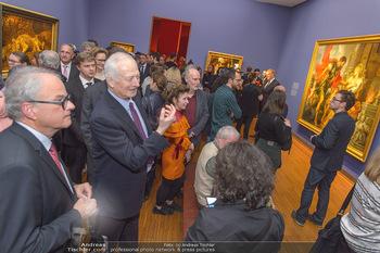 Rubens bis Makart Ausstellungseröffnung - Albertina, Wien - Fr 15.02.2019 - Fürst Hans ADAM II56