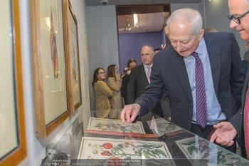 Rubens bis Makart Ausstellungseröffnung - Albertina, Wien - Fr 15.02.2019 - Fürst Hans ADAM II60