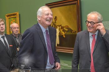 Rubens bis Makart Ausstellungseröffnung - Albertina, Wien - Fr 15.02.2019 - Fürst Hans ADAM II, Johann KRÄFTNER66