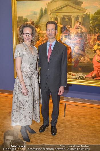 Rubens bis Makart Ausstellungseröffnung - Albertina, Wien - Fr 15.02.2019 - Alois und Sophie VON UND ZU LIECHTENSTEIN74