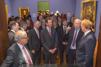 Rubens bis Makart Ausstellungseröffnung - Albertina, Wien - Fr 15.02.2019 - 80
