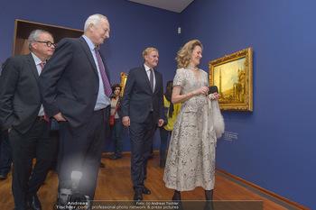 Rubens bis Makart Ausstellungseröffnung - Albertina, Wien - Fr 15.02.2019 - Klaus Albrecht SCHRÖDER, Fürst Hans ADAM II, Sophie VON UND ZU83
