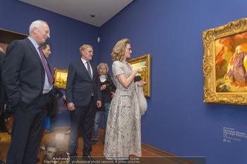 Rubens bis Makart Ausstellungseröffnung - Albertina, Wien - Fr 15.02.2019 - Klaus Albrecht SCHRÖDER, Fürst Hans ADAM II, Sophie VON UND ZU84