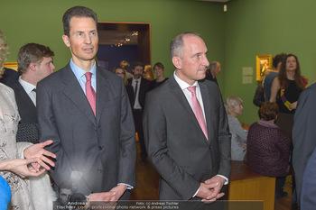Rubens bis Makart Ausstellungseröffnung - Albertina, Wien - Fr 15.02.2019 - Alois VON UND ZU LIECHTENSTEIN, Adrian HASLER92