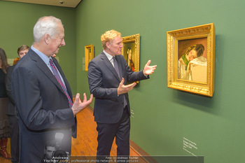 Rubens bis Makart Ausstellungseröffnung - Albertina, Wien - Fr 15.02.2019 - Klaus Albrecht SCHRÖDER, Fürst Hans ADAM II96
