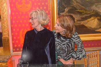 Rubens bis Makart Ausstellungseröffnung - Albertina, Wien - Fr 15.02.2019 - Xenia HAUSNER, Ali Alexandra GÜRTLER104