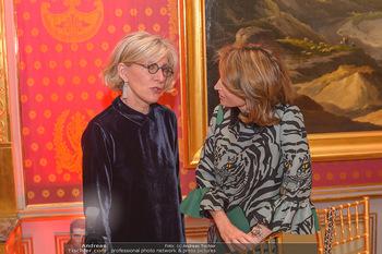 Rubens bis Makart Ausstellungseröffnung - Albertina, Wien - Fr 15.02.2019 - Xenia HAUSNER, Ali Alexandra GÜRTLER105