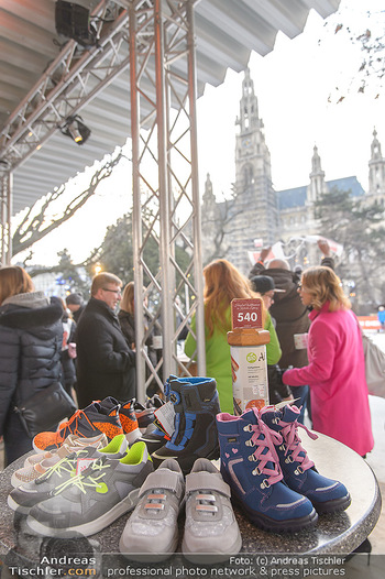 SuperFit Charity Eisstockschießen - Rathausplatz - Mo 18.02.2019 - 13