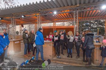 SuperFit Charity Eisstockschießen - Rathausplatz - Mo 18.02.2019 - 30