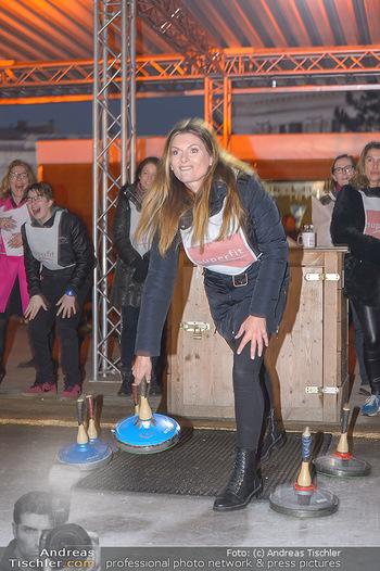 SuperFit Charity Eisstockschießen - Rathausplatz - Mo 18.02.2019 - 47