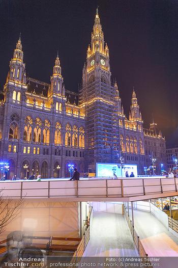 SuperFit Charity Eisstockschießen - Rathausplatz - Mo 18.02.2019 - Wiener Eistraum Eislaufplatz, Rathaus60