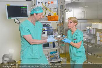 Fotoshooting zu ´Die Niere´ - Krankenhaus - Mo 18.02.2019 - Kristina SPRENGER, Alexander JAGSCH13