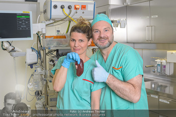 Fotoshooting zu ´Die Niere´ - Krankenhaus - Mo 18.02.2019 - Doris HINDINGER, Martin LEUTGEB15