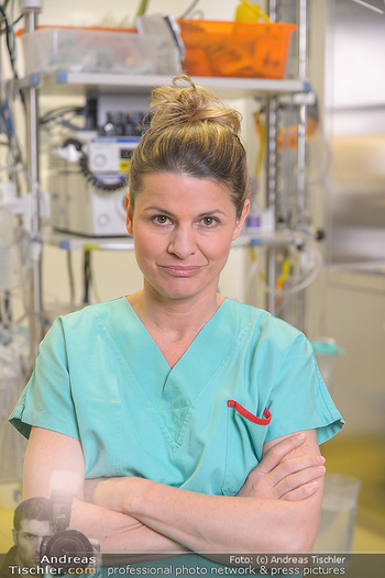 Fotoshooting zu ´Die Niere´ - Krankenhaus - Mo 18.02.2019 - Doris HINDINGER (Portrait)23