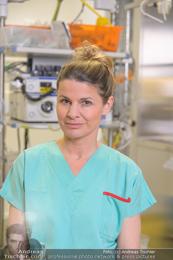 Fotoshooting zu ´Die Niere´ - Krankenhaus - Mo 18.02.2019 - Doris HINDINGER (Portrait)24