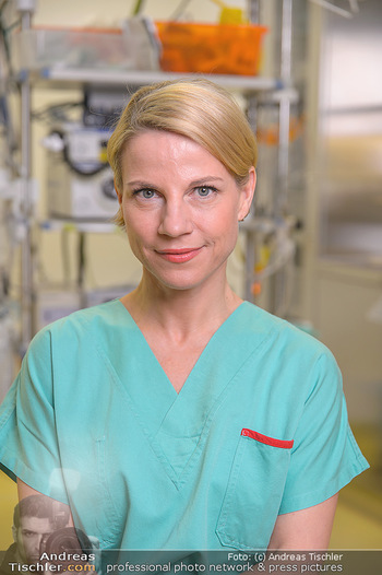 Fotoshooting zu ´Die Niere´ - Krankenhaus - Mo 18.02.2019 - Kristina SPRENGER (Portrait)27