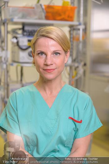 Fotoshooting zu ´Die Niere´ - Krankenhaus - Mo 18.02.2019 - Kristina SPRENGER (Portrait)29