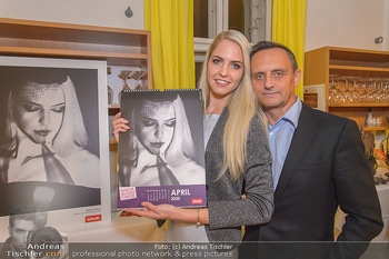 Dancer against Cancer Kalenderpräsentation - GAFA Gastgewerbeschule - Di 19.02.2019 - Beatrice KÖRMER, Heimo TURIN25