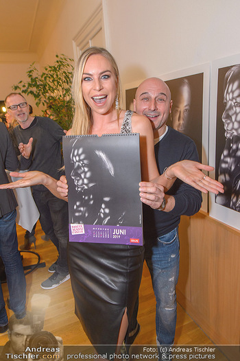 Dancer against Cancer Kalenderpräsentation - GAFA Gastgewerbeschule - Di 19.02.2019 - Nadine FRIEDRICH, Christoph FÄLBL35