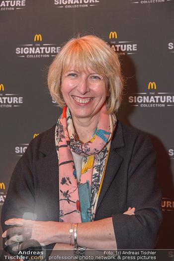 McDonalds Signature Collection - McDonalds Messe Wien - Mi 20.02.2019 - Isabelle KUSTER (Portrait)13